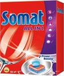 SOMAT (ALL in 1)  таблетки для посудомоечных машин,  56 шт.
