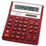 Калькулятор Citizen SDC-888X RD, 12 разрядов, бордо