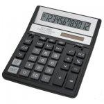 Калькулятор Citizen SDC-888X BK, 12 разрядов, чёрный
