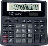 Калькулятор полупрофессиональный BRILLIANT BS-312