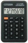 Калькулятор карманный CITIZEN LC-210, 8 разрядов.