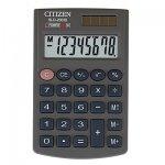 Калькулятор карманный CITIZEN SLD-200ІІІ, 8 разрядов.