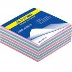 Блок бумаги для записей «ЗЕБРА», 90х90, 500 листов, склеенный, ВМ.2264