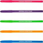 Ручка кулькова Spectrum Fashion, синя