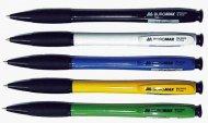 (АКЦИЯ !)  Ручка шариковая автоматическая (0.7мм),  BM.8203