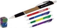Ручка шариковая автоматическая, (0.7мм),  BM.8230