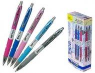 АКЦИЯ !)  Ручка шариковая автоматическая SOFT (0.7мм),  ВМ.8236-01